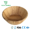 Large Size Bamboo Salad Bowl