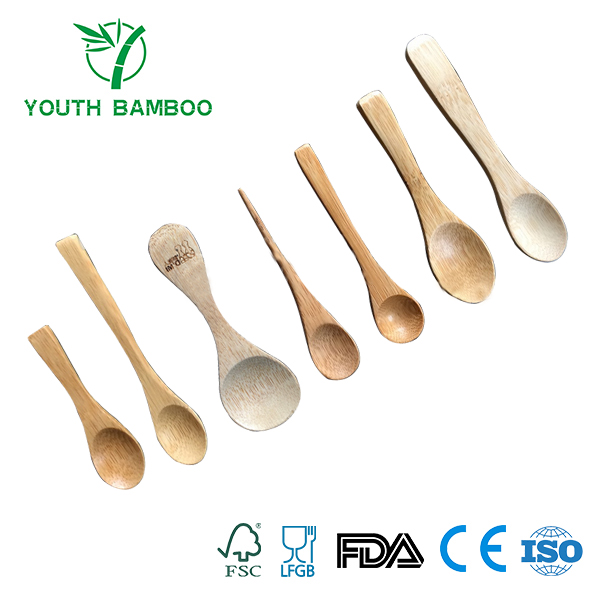 Bamboo Spoon Set