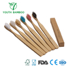 Bamboo Toothbrush Zero Plastic Packing