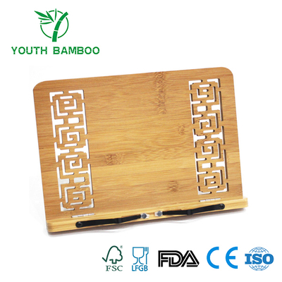Bamboo Foldable Book Stand